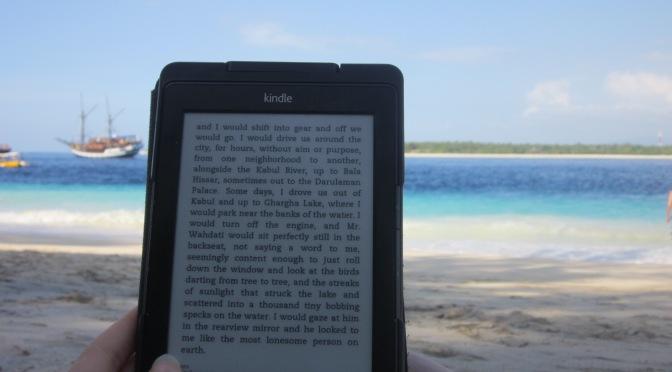 Travel Reading List!